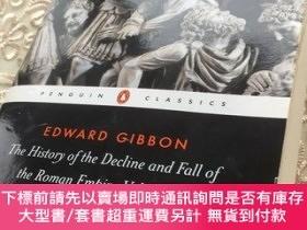 二手書博民逛書店The罕見Decline and Fall of the Roman Empire V2Y230503 英·吉