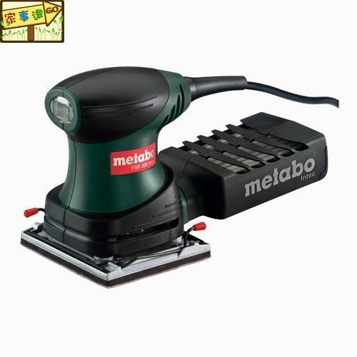[ 家事達 ] 德國 Metabo-FSR 200 Intec 美達寶  集塵式 砂紙機    特價- 研磨機 磨砂機