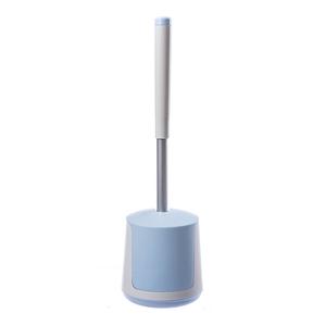 自動開闔TPR馬桶刷-藍