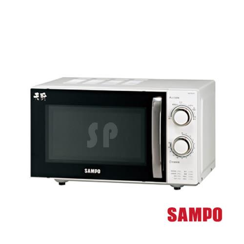 下殺【聲寶SAMPO】20L機械式微波爐RE-P201R