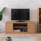 電視櫃 電視桌 收納【收納屋】職人加厚-雙門二格電視櫃&DIY組合傢俱