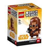 41609【LEGO 樂高積木】Brickheadz 大頭人偶 Chewbacca