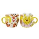 【震撼精品百貨】Winnie the Pooh 迪士尼 DISNEY 小熊維尼 POOH 陶瓷馬克對杯#24896