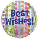 18吋鋁箔氣球(不含氣)-最棒的祝福