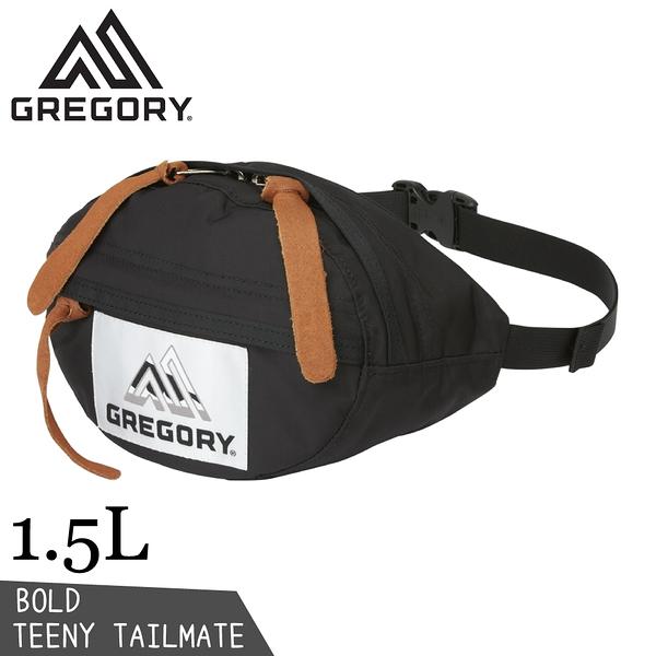 【GREGORY 美國 1.5L BOLD Teeny Tailmate 腰包《黑》】130308/肩背包/側背隨身包/臀包