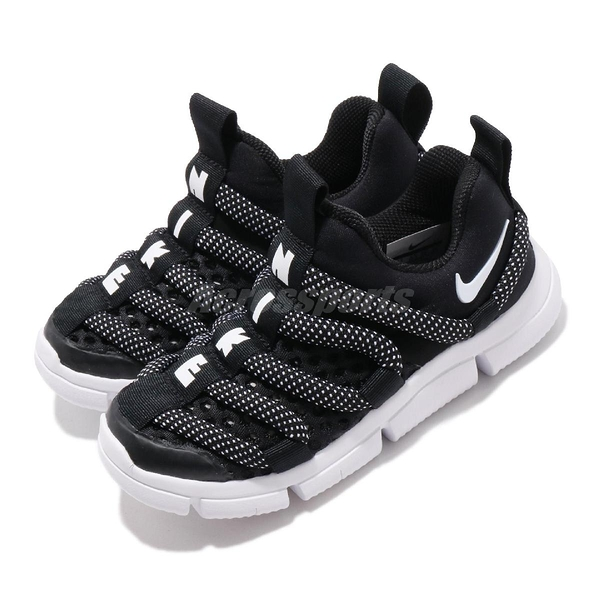 Nike 毛毛蟲鞋 Novice BR PS 黑 白 童鞋 中童鞋 運動鞋【PUMP306】 BQ6720-001