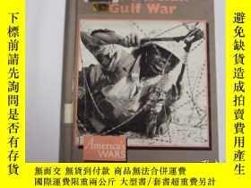 二手書博民逛書店the罕見persian gulf war 波斯灣戰爭 e12-