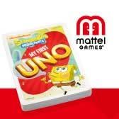 買Mattel Games全品牌系列商品滿$999送UNO海綿寶寶一份