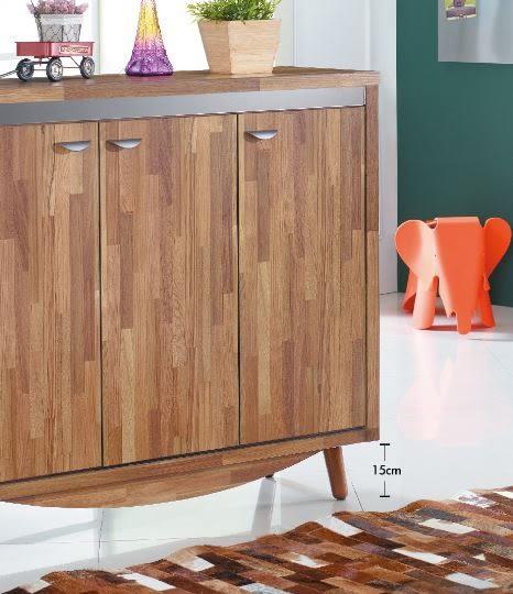 【森可家居】安德4尺鞋櫃 7JX269-3 木紋質感 北歐風
