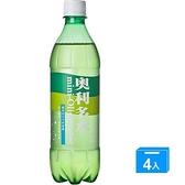 金車奧利多水585MLx4入【愛買】