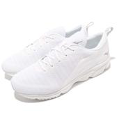 Mizuno 慢跑鞋 Ezrun To 白 全白 網布透氣 運動鞋 基本款 男鞋【PUMP306】 J1GC1855-01