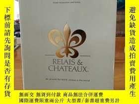 二手書博民逛書店RELAIS罕見& CHATEAUX (THE COLLECTION OF THE WORLD S FINEST