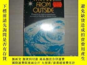 二手書博民逛書店THE罕見MAN FROM OUTSIDE【001】從外面來的人?外星來客?Y289578 GORDON BR