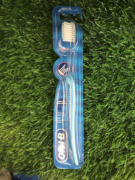 [全新公司現貨]歐樂B/oral b矯正牙齒專用牙刷/矯正牙刷/矯正用v行牙刷/v型牙刷