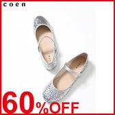 出清 包鞋 亮片 平底鞋 現貨 免運費 日本品牌【coen】
