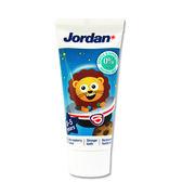 Jordan清新水果味兒童牙膏(0-5歲)50ml【愛買】