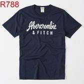 AF Abercrombie FitchA F A F 男當季  T SHIRT AF