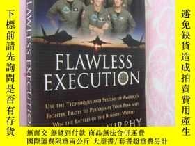 二手書博民逛書店Flawless罕見Execution 完美執行Y85718 J