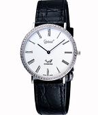 Ogival 愛其華 維多利亞真鑽腕錶 385DM159