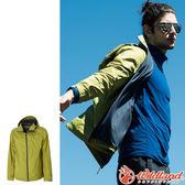 Wildland 荒野 0A52908-39芥末綠 男輕量天鵝絨防風保暖外套 保暖夾克/防風外套/輕量外套/爬山健行