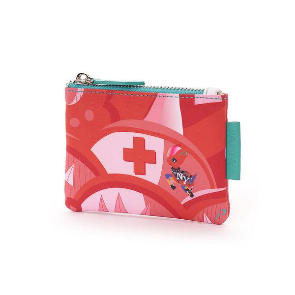 義大利 Papinee Deer Cosmetic Medical Case, Travel Kit Series 紐約 小鹿 旅行系列 隨身藥品袋