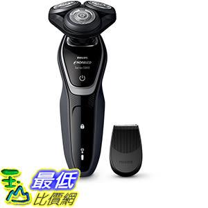 [美國直購] Philips S5210/81 Norelco Electric Shaver 5100 Wet & Dry 電動 刮鬍刀 with Precision Trimmer