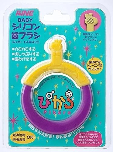 日本 Fine 6m~1y幼童牙刷