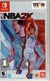 【玩樂小熊】Switch遊戲NS 美國職業籃球2K22 NBA 2K22 中文版