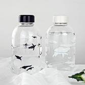 北極熊杯子韓國創意可愛小清新玻璃杯女學生韓版便攜隨手水瓶水杯