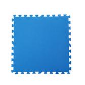 【新生活家】EVA運動安全地墊-藍色62x62x1.3cm12入