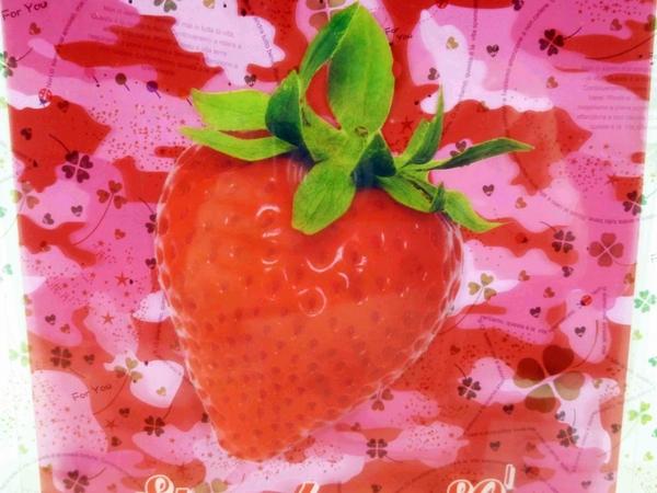 【震撼精品百貨】草莓_Strawberry~墊板-紅迷彩