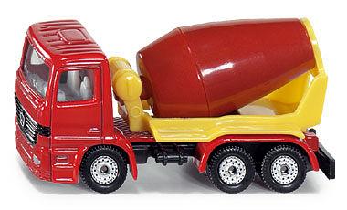 siku 小汽車 NO.0813 SIKU 水泥攪拌車 Cement Mixer