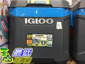[COSCO代購] C1183295 IGLOO MAXCOLD 62QT ROLLER COOLER 美國制58升滾輪式冰桶
