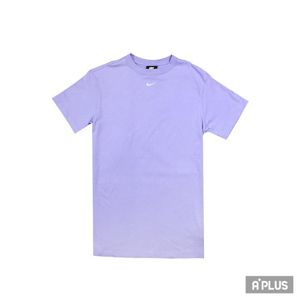 NIKE 女 AS W NSW ESSNTL DRESS 圓領T(短) - CJ2243569