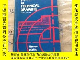 二手書博民逛書店Introduction罕見to TECHNICAL DRAWINGY252403 NETRIC EDITIO