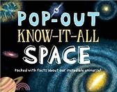 《太空科學立體書》POP-OUT KNOW-IT-ALL SPACE