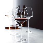 紅酒杯-水晶勃艮第紅酒杯葡萄酒高腳杯子家用大號 【快速出貨】