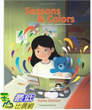 [106美國暢銷兒童軟體] Seasons and Colors: Children s Book Seasons and Colors (Picture Book)