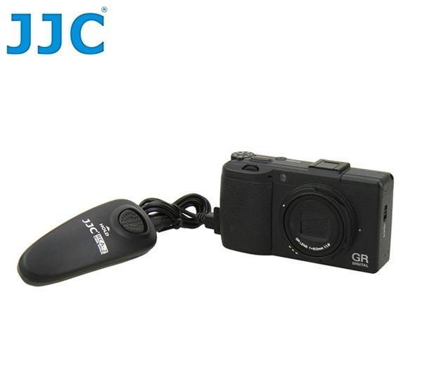 我愛買#JJC副廠Ricoh快門線相容CA-2快門線CA-1快門線GR Digital GRD GRDII GRDIII GX100 GX200 II III IV 2 3 4