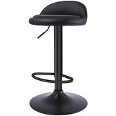 吧台椅 升降凳旋轉靠背椅子 廚房餐椅高腳凳 現代簡約 阿宅便利店