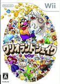 二手片-WII 壞利歐樂園大震盪 日文版PLAY-小無電玩