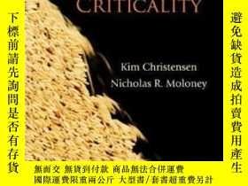 二手書博民逛書店Complexity罕見And CriticalityY256260 Christensen, Kim Wor