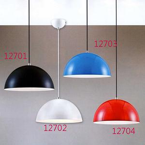 YPHOME  藍色單吊燈 A12703L紅色 12704