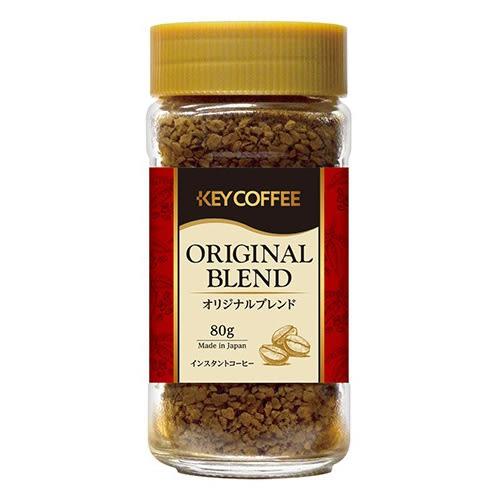 KEY原創特級即溶咖啡80G【愛買】