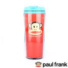 背包族【Paul Frank大嘴猴】雙層隨行杯/ 水杯/ 水壺