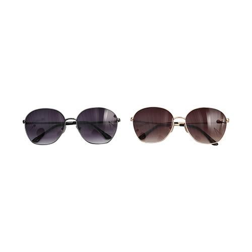 個性金屬細框墨鏡/太陽眼鏡-H-Rainbow【A861909】