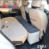 車載便攜式充氣床墊 suv 后排 通用二排 間隙墊 睡墊 自駕游 旅行車中床 PA2467『紅袖伊人』