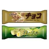 Aijia 愛加 巧克力/抹茶巧克力 杏仁棒(36g) 2款可選【小三美日】