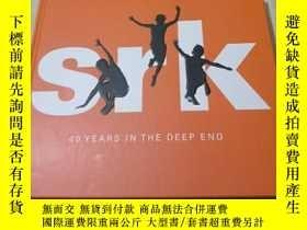 二手書博民逛書店srk:罕見40 years in the deep endY1
