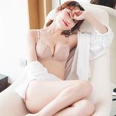 薄款前扣內衣套裝女文胸聚攏無鋼圈小胸性感美背收副乳上托防下垂限時八九折